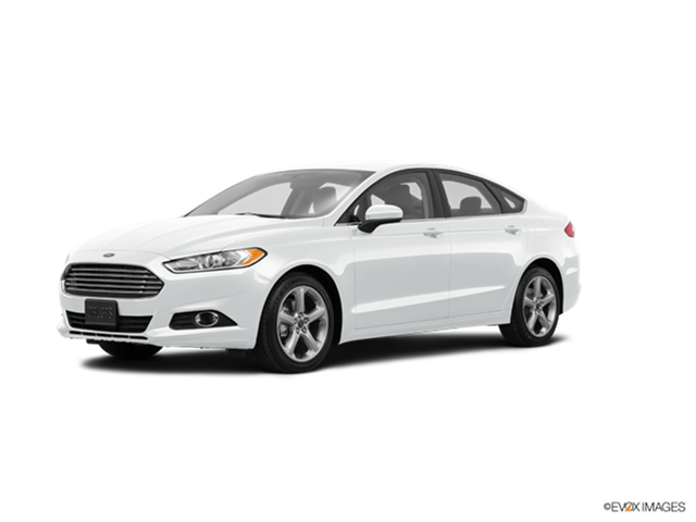 2016 Ford Fusion #2