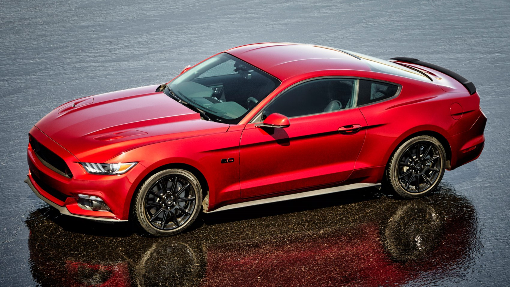 2016 Ford Mustang #3