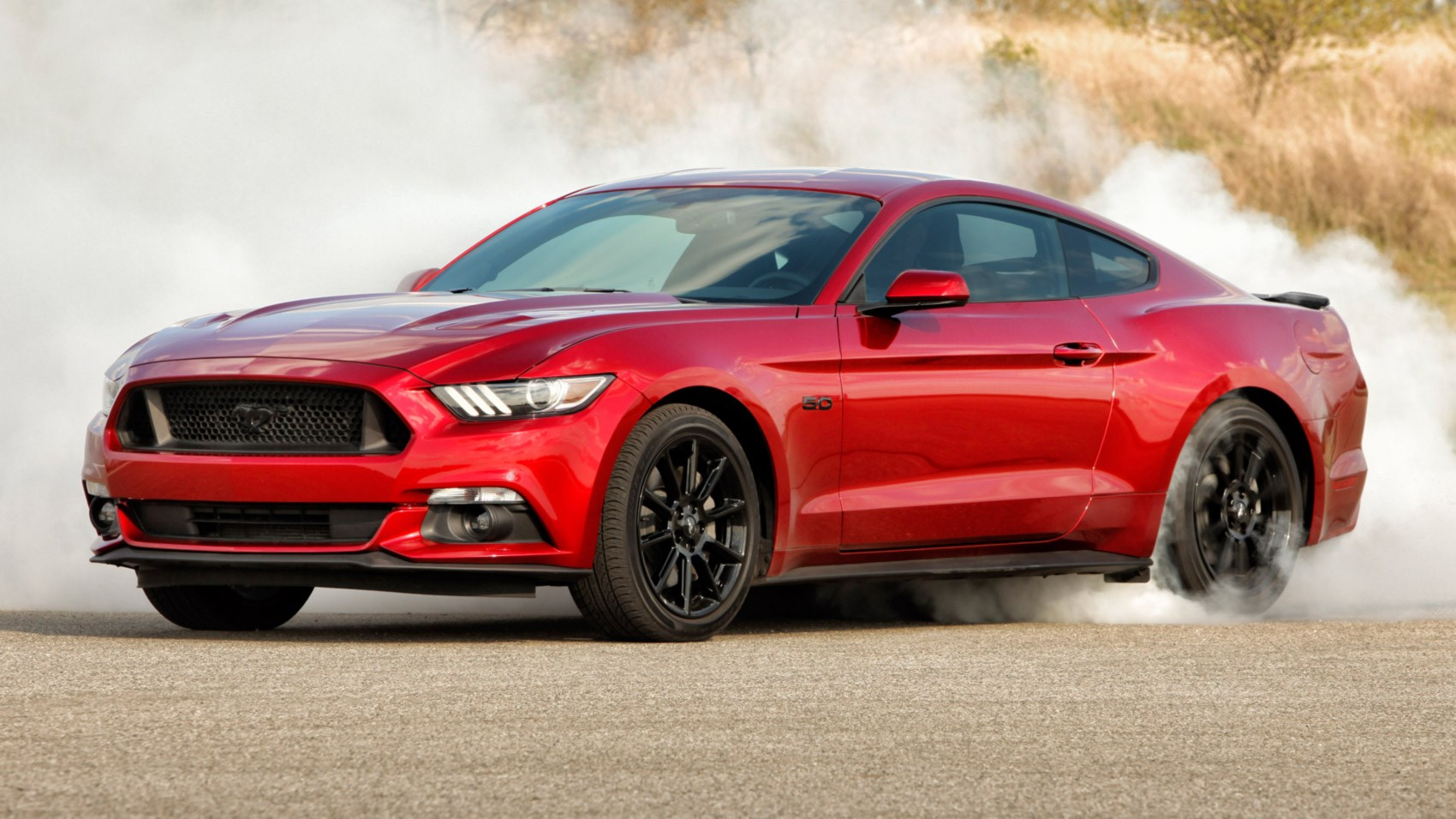 2016 Ford Mustang #10