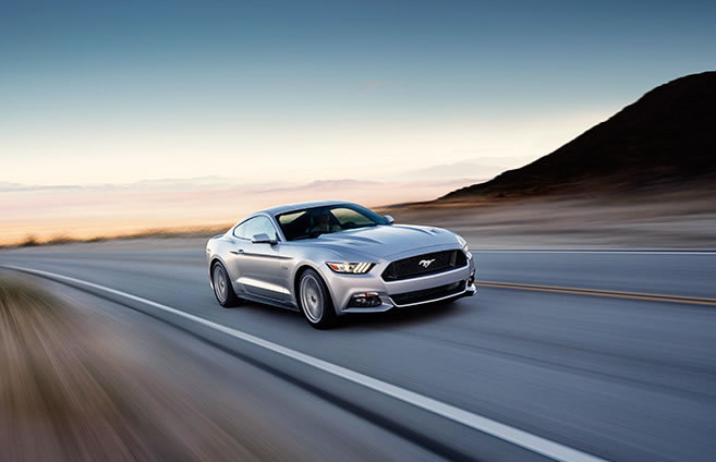 2016 Ford Mustang #7