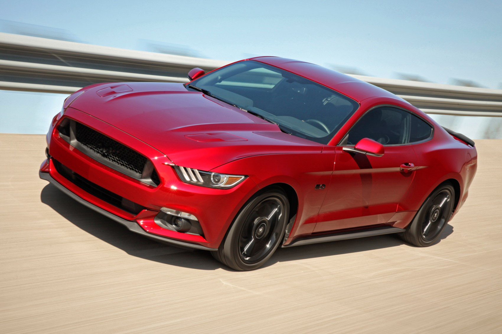 2016 Ford Mustang #6
