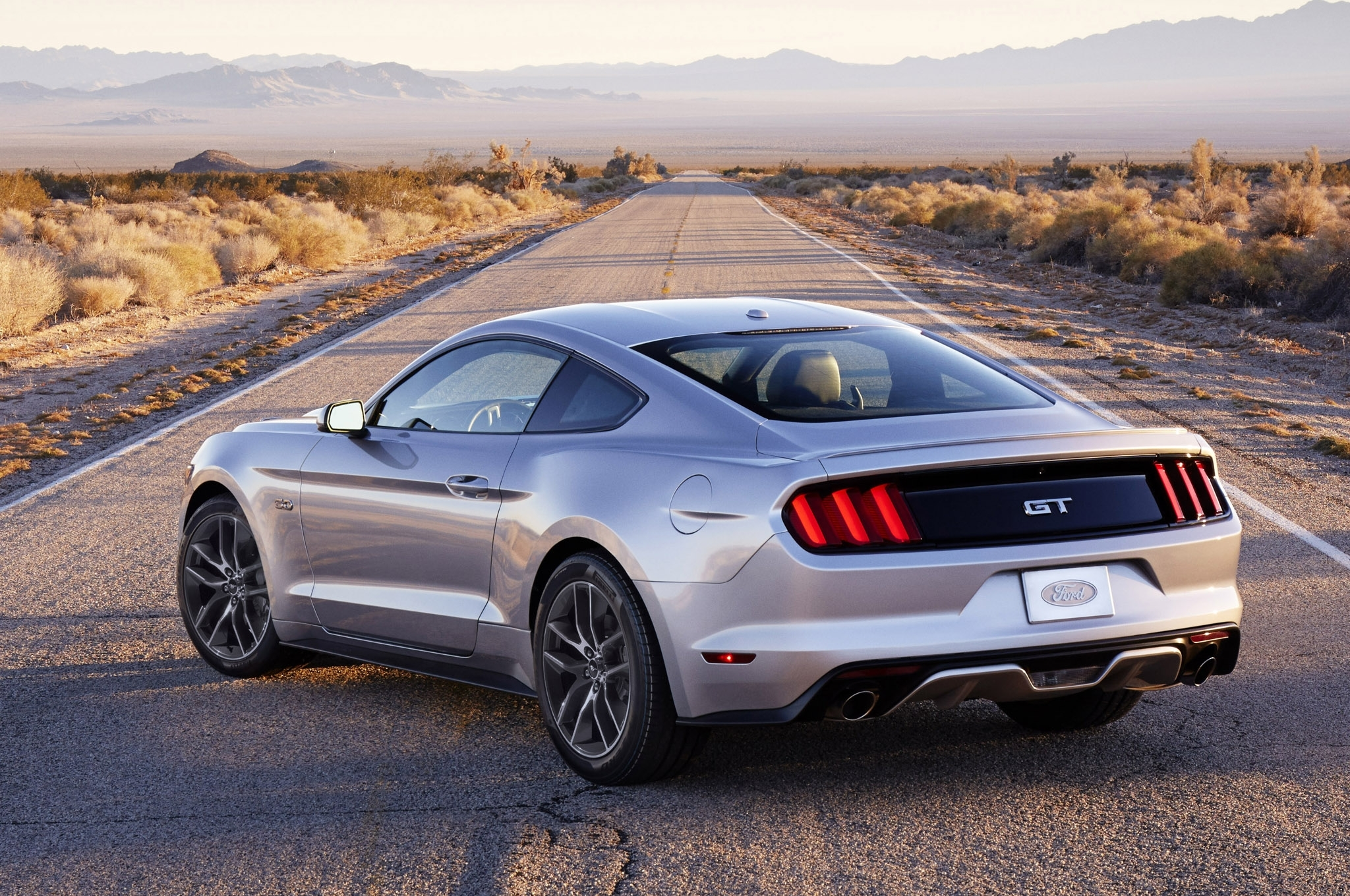 2016 Ford Mustang #9