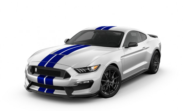 2016 Ford Shelby Gt350 #3