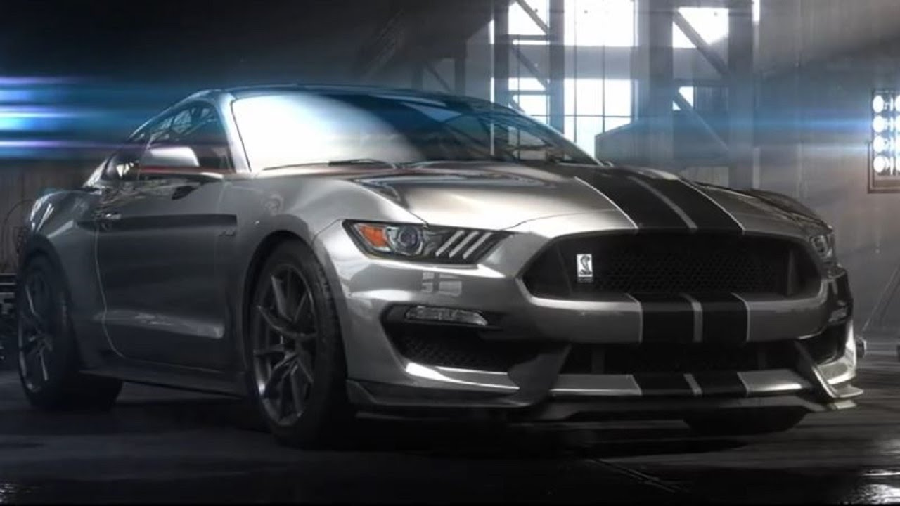 2016 Ford Shelby Gt350 #2