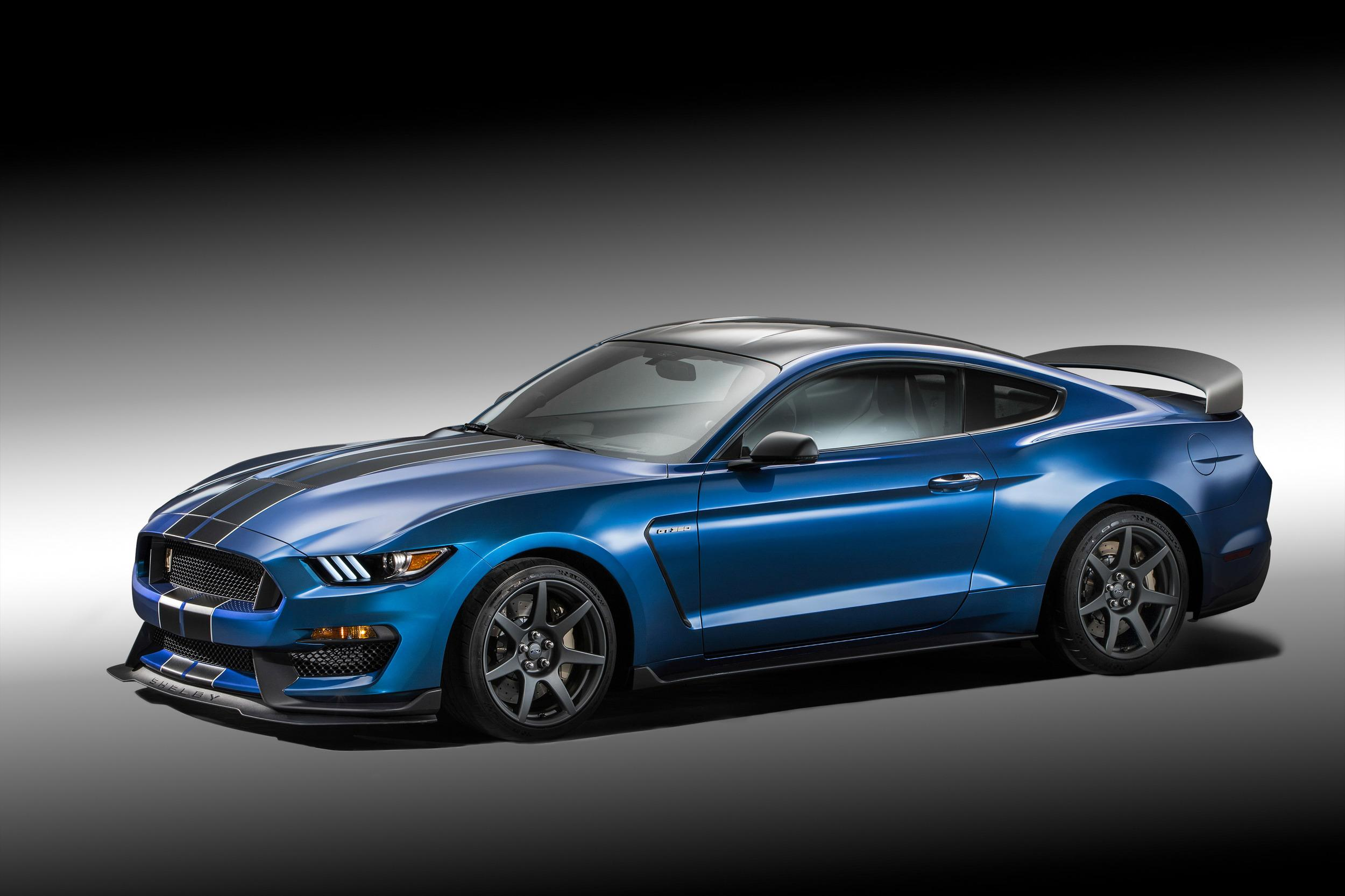 2016 Ford Shelby Gt350 #7