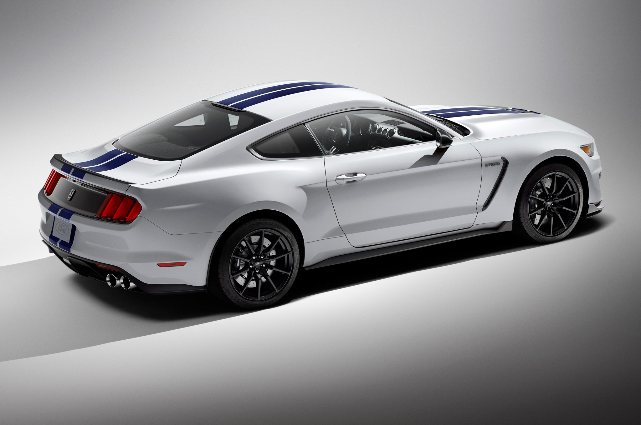 2016 Ford Shelby Gt350 #5