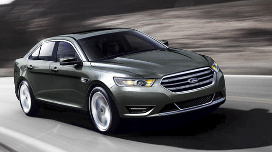 2016 ford taurus photos, informations, articles - bestcarmag