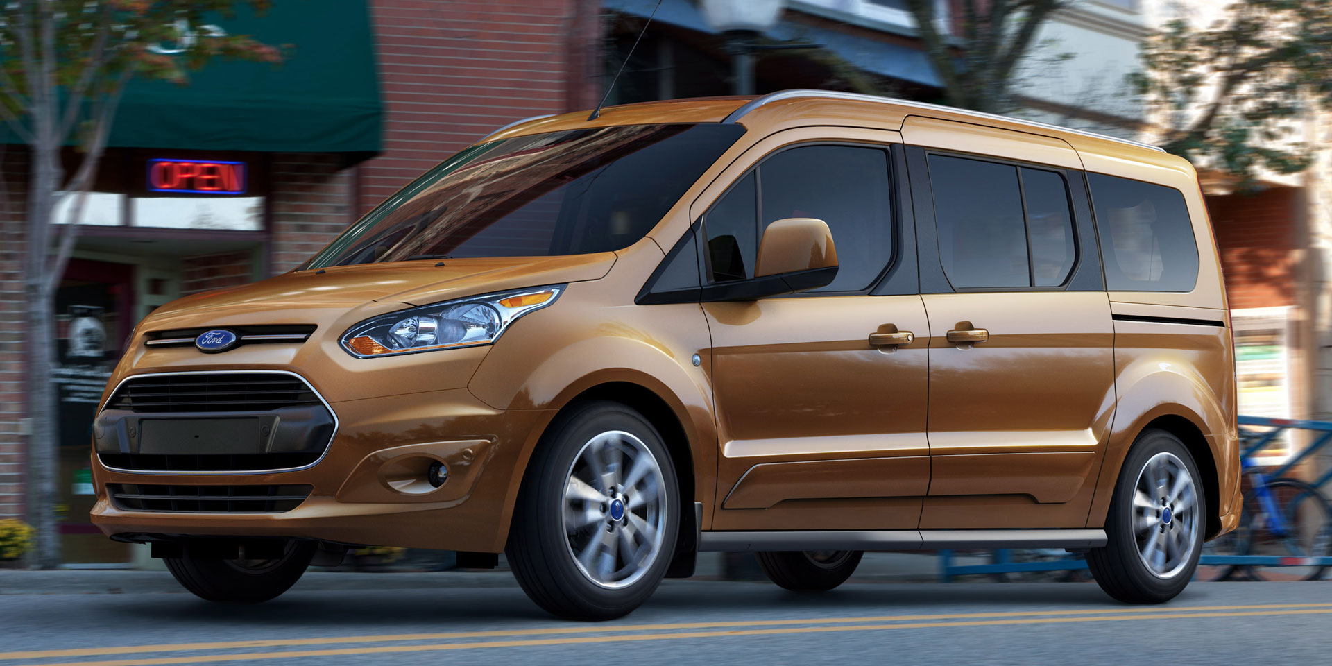 2016 Ford Transit Connect #4