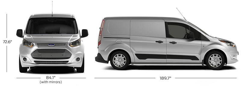 2016 Ford Transit Connect #8