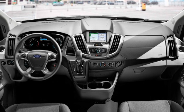 2016 Ford Transit Connect #6