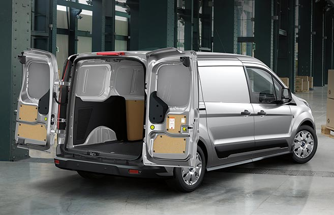2016 Ford Transit Connect #10