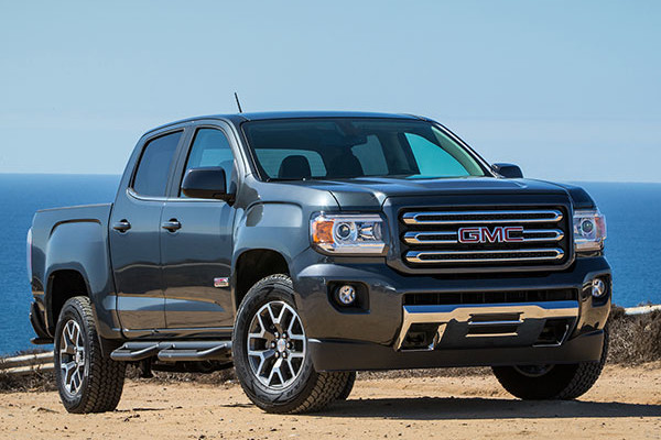 2016 Gmc Canyon #14