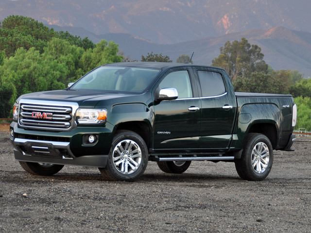 2016 Gmc Canyon #6