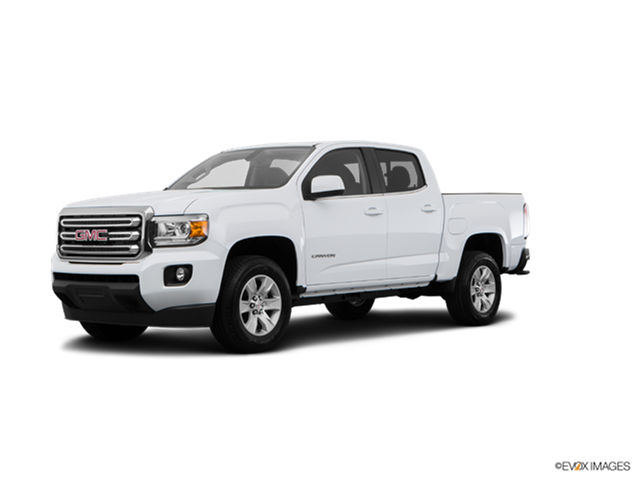 2016 Gmc Canyon #11