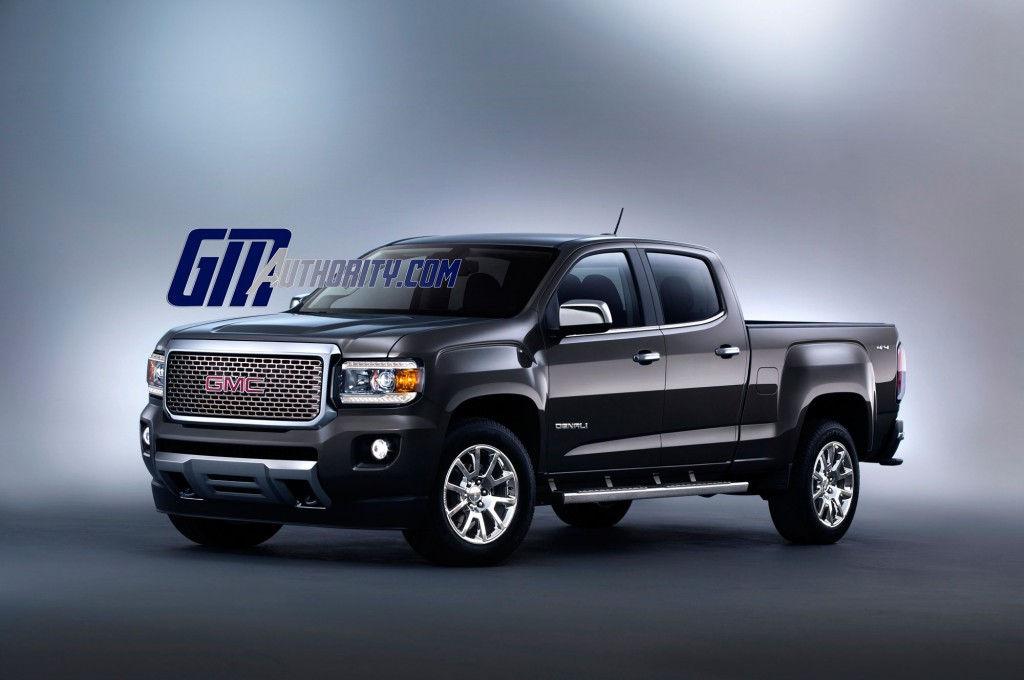 2016 Gmc Canyon #13