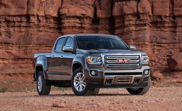 2016 Gmc Canyon #4