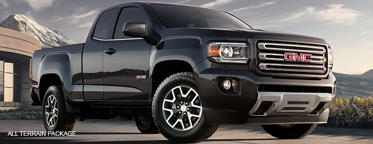 2016 Gmc Canyon #3