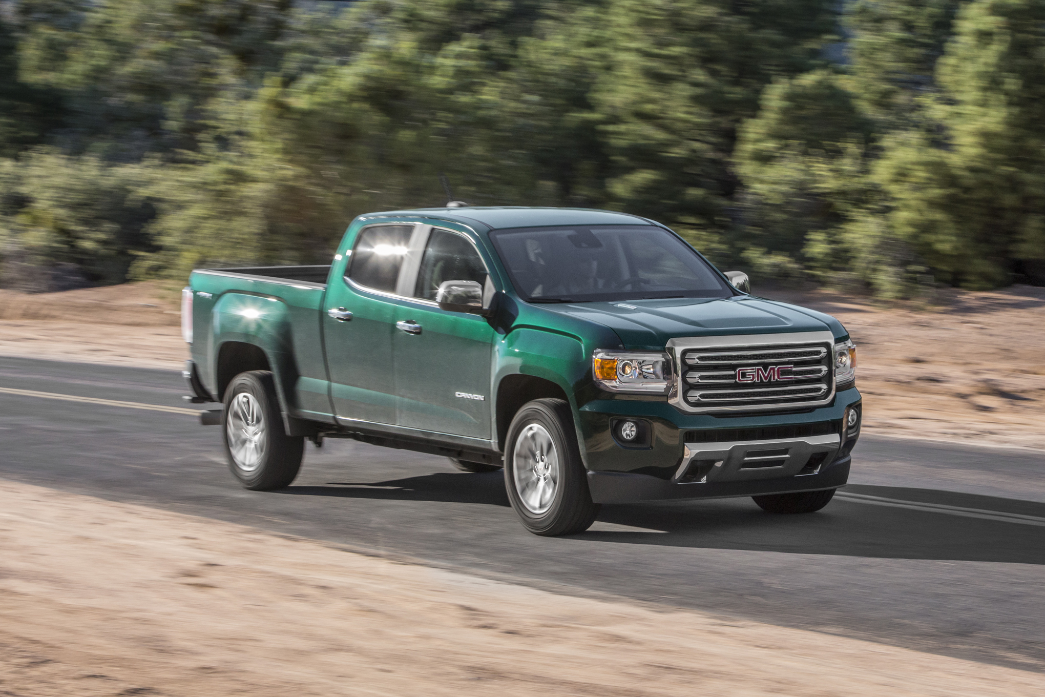 2016 Gmc Canyon s Informations Articles BestCarMag