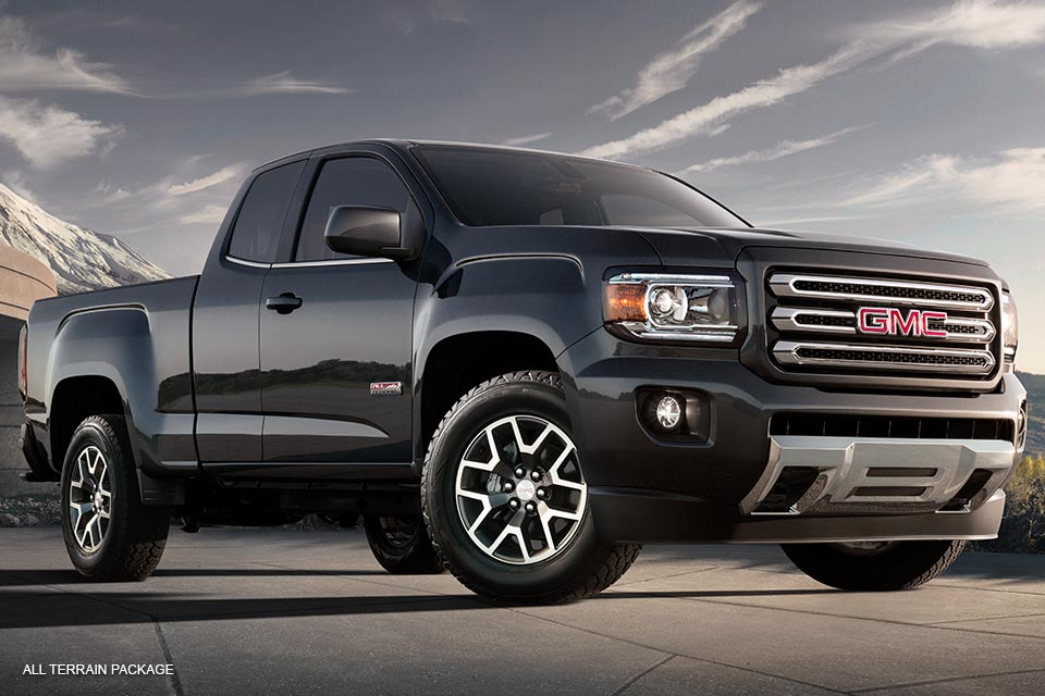 2016 Gmc Canyon #7
