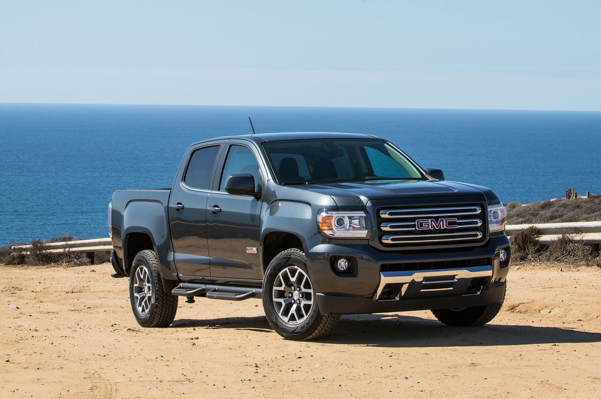 2016 Gmc Canyon #2