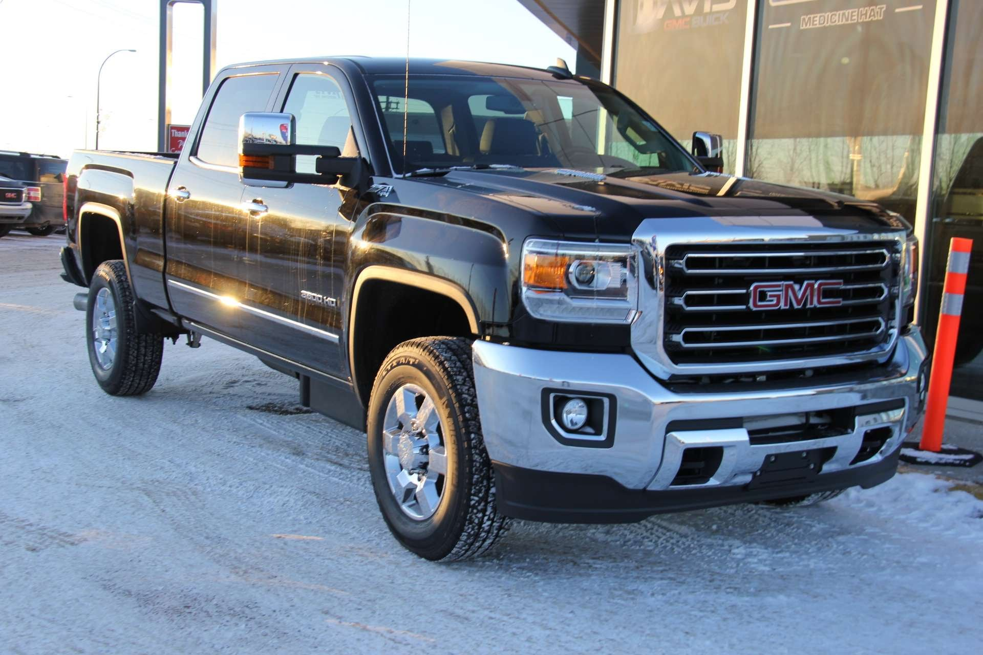 first diesel drive trucks driving duramax the canyon gmc