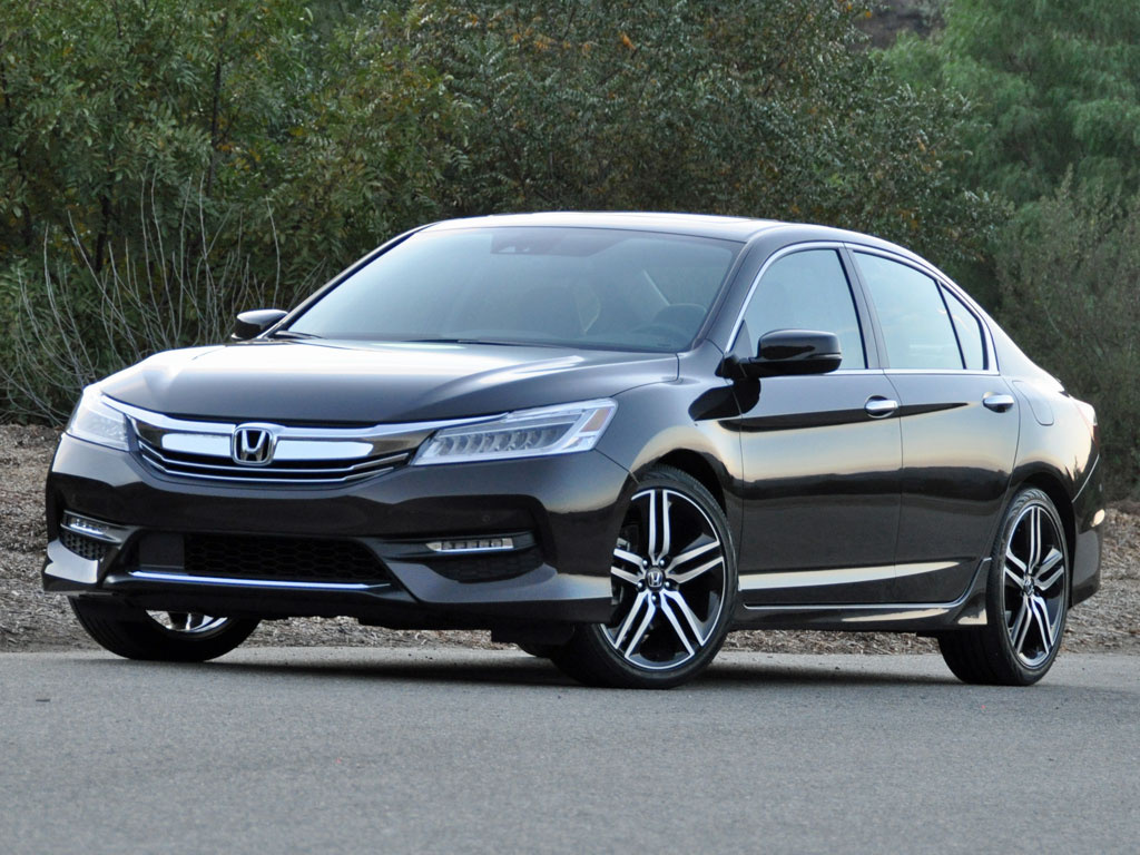 2016 Honda Accord #8