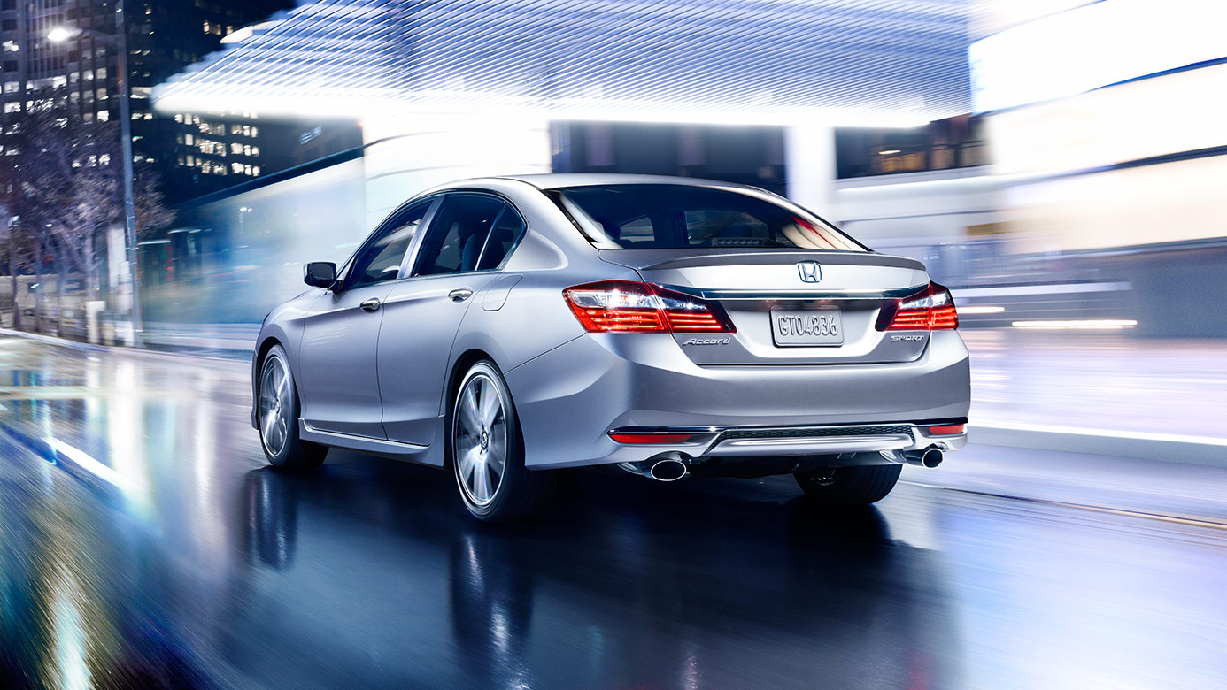 2016 Honda Accord #2