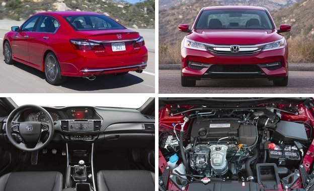 2016 Honda Accord #13