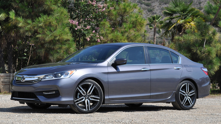 2016 Honda Accord #7