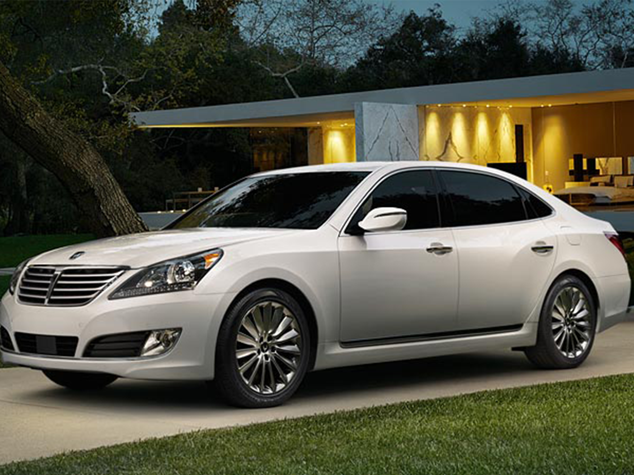2016 Hyundai Equus Photos Informations Articles