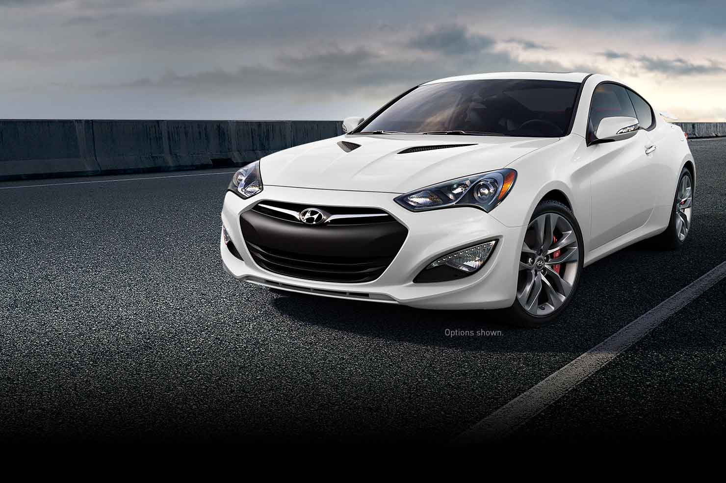 Genesis Coupe 2016 >> 2016 Hyundai Genesis Coupe Photos Informations Articles