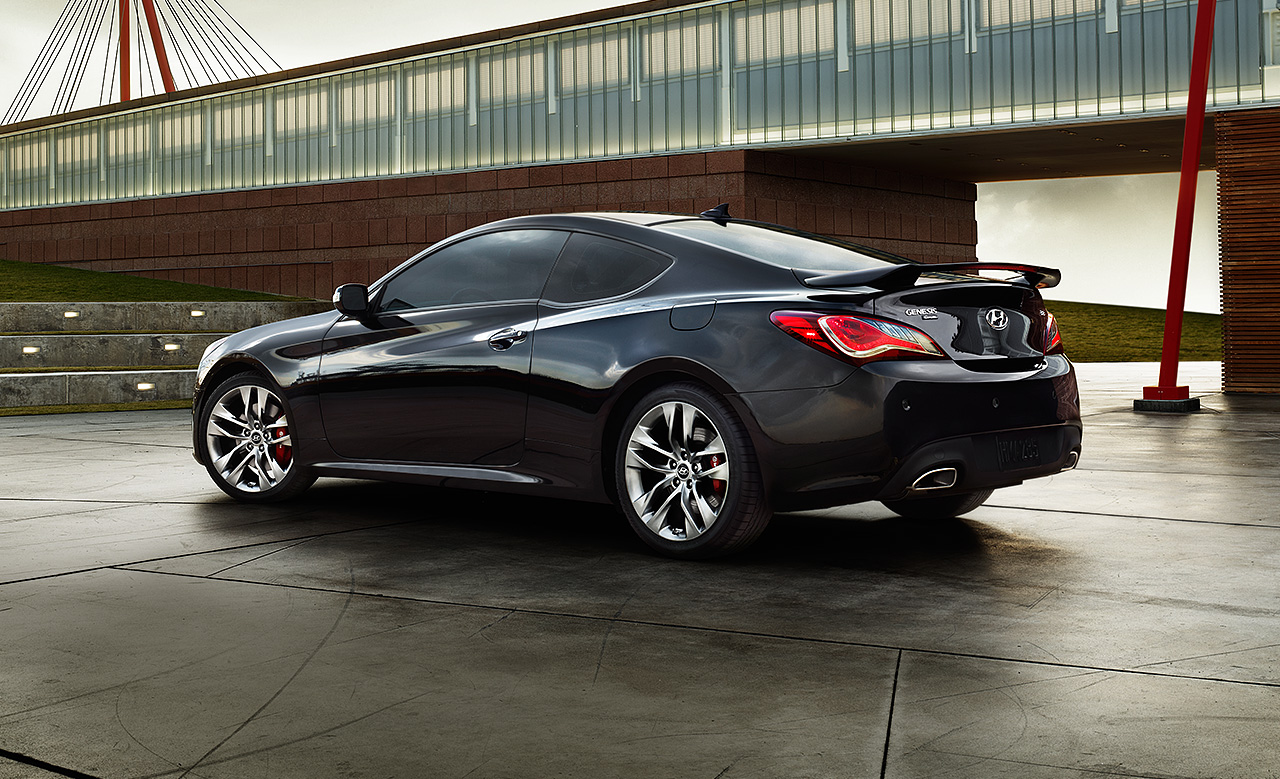 2016 hyundai genesis coupe photos informations articles. Black Bedroom Furniture Sets. Home Design Ideas