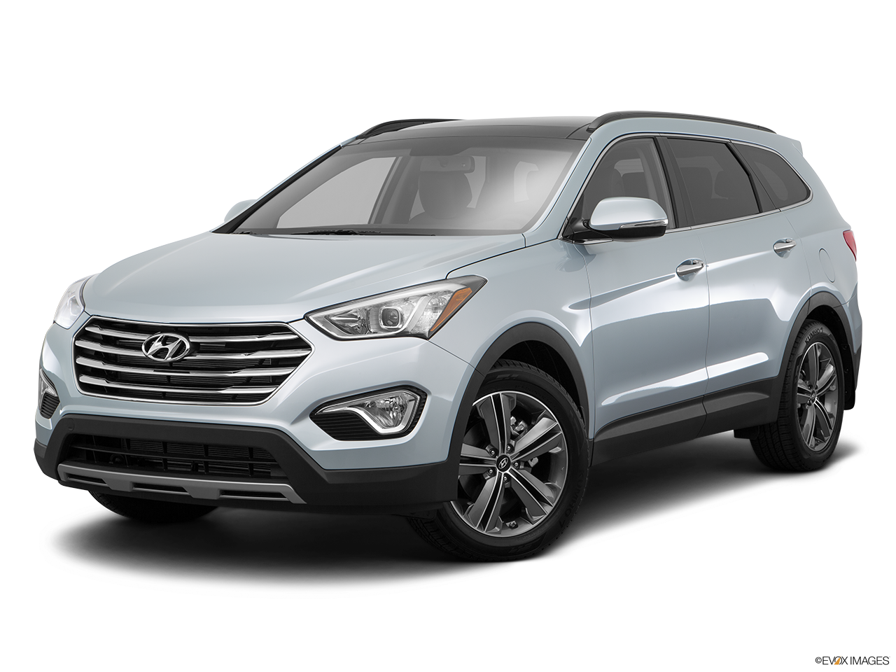 2016 Hyundai Santa Fe Photos Informations Articles