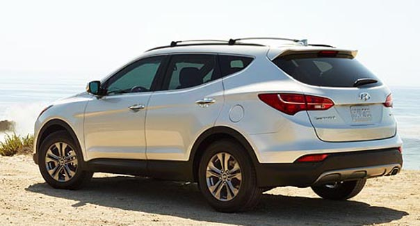2016 hyundai santa fe sport photos informations articles. Black Bedroom Furniture Sets. Home Design Ideas