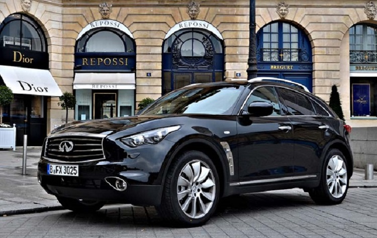2016 Infiniti Qx70 Photos Informations Articles Bestcarmag