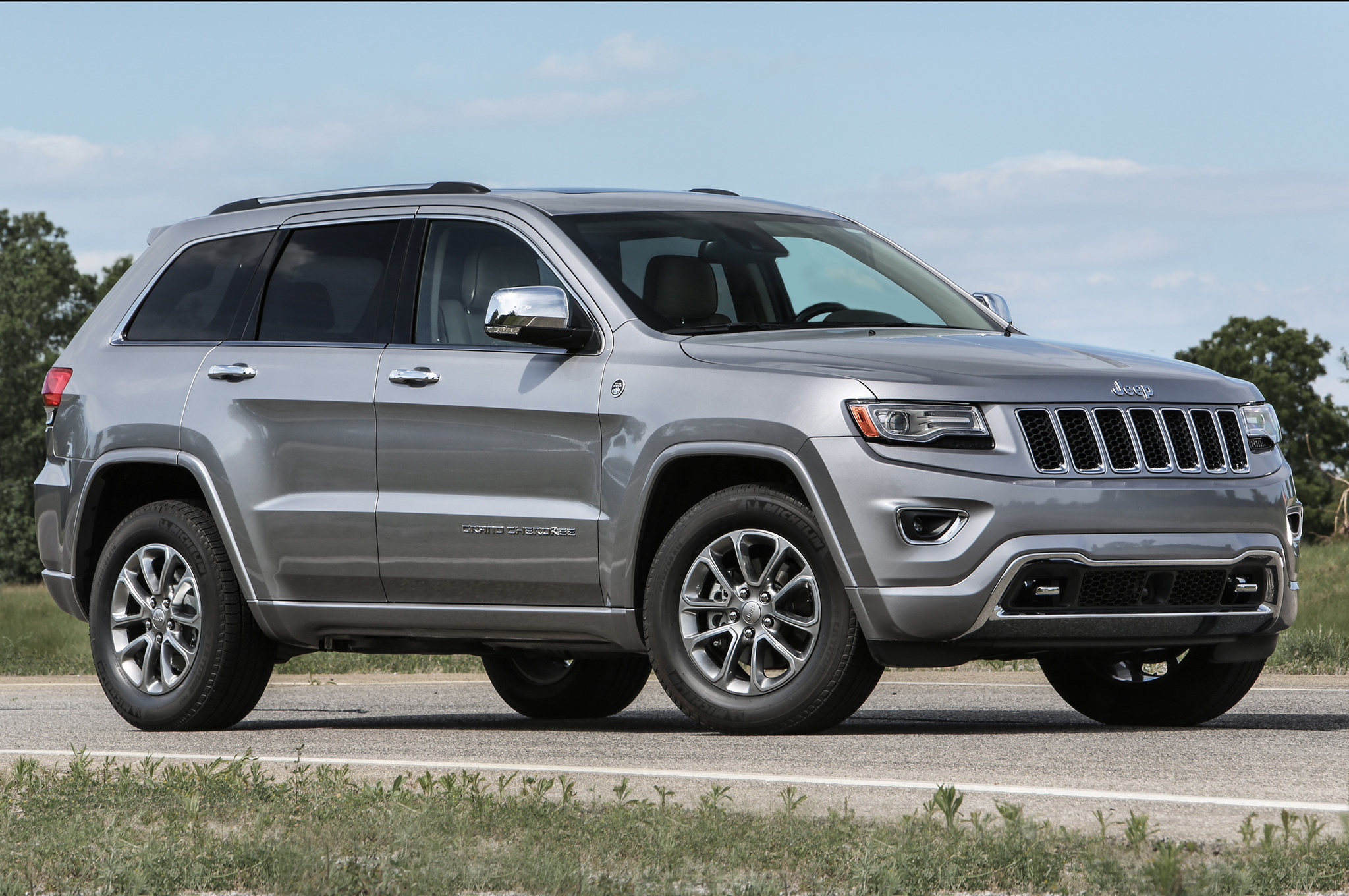 2016 jeep grand cherokee photos informations articles. Black Bedroom Furniture Sets. Home Design Ideas