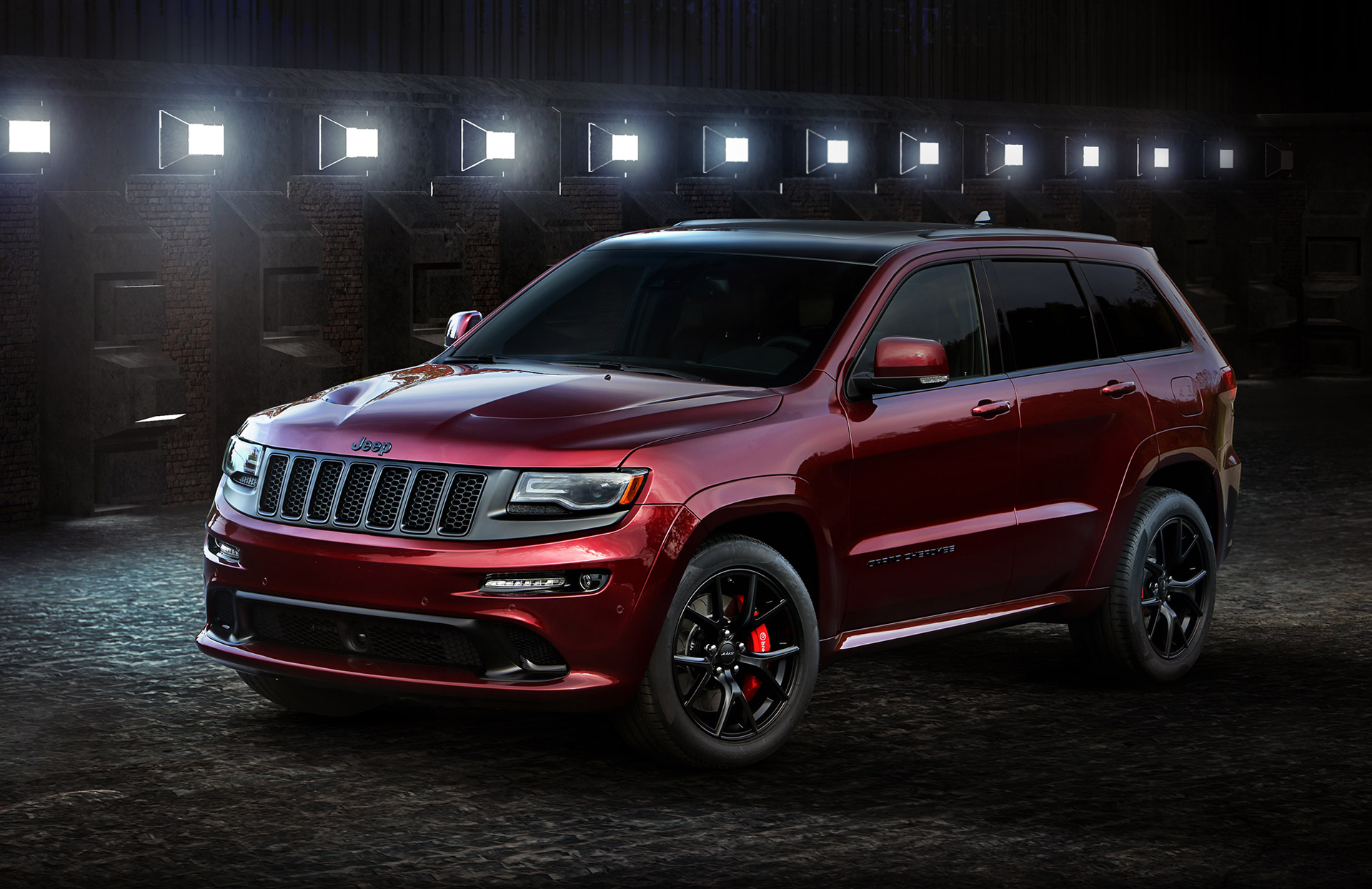 2016 Jeep Grand Cherokee Srt #14