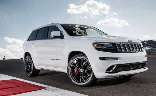 2016 Jeep Grand Cherokee Srt #3
