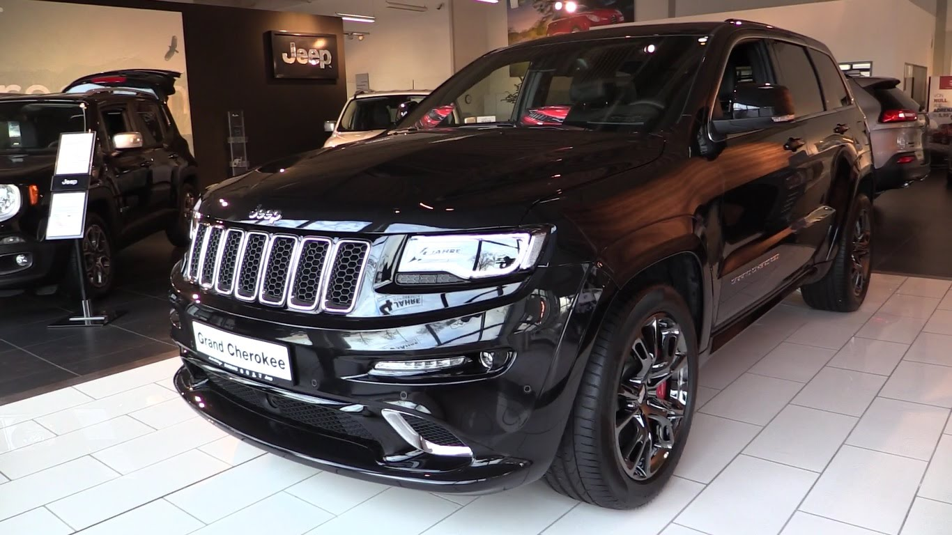 2016 Jeep Grand Cherokee Srt 6