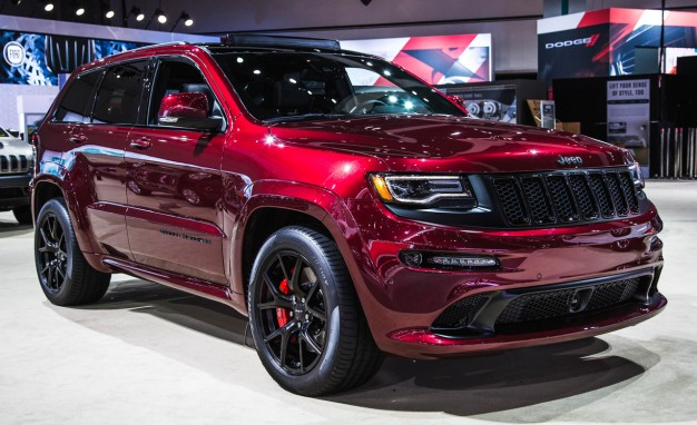 2016 Jeep Grand Cherokee Srt 1
