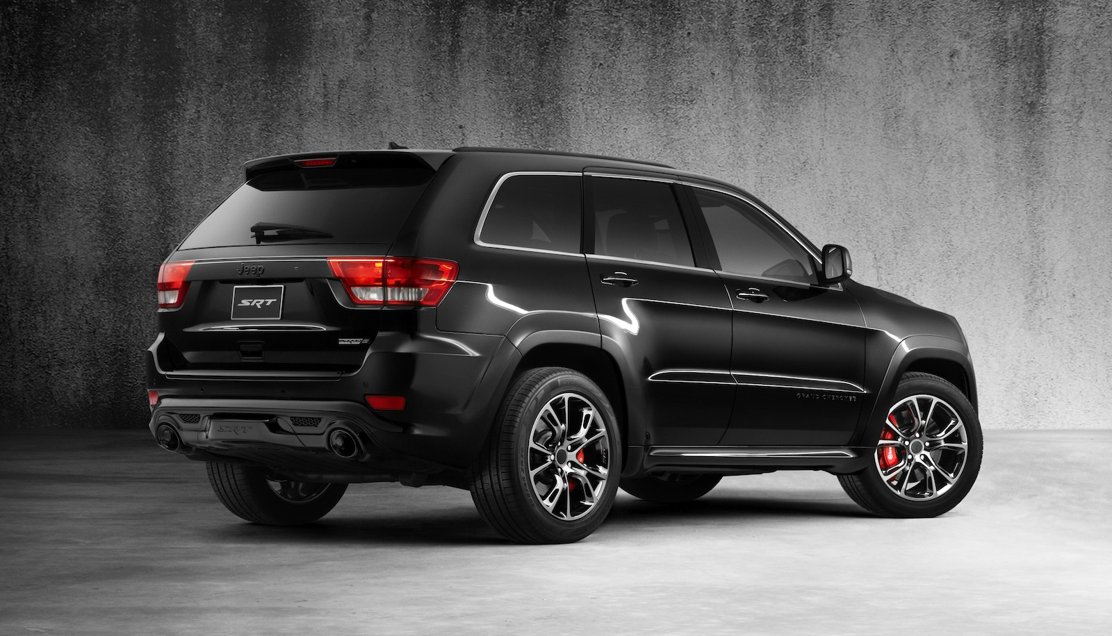 2016 Jeep Grand Cherokee Srt #13
