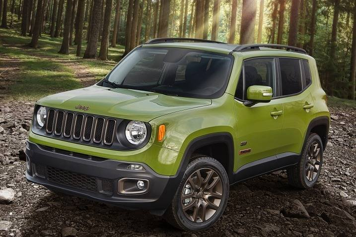 2016 Jeep Renegade #9