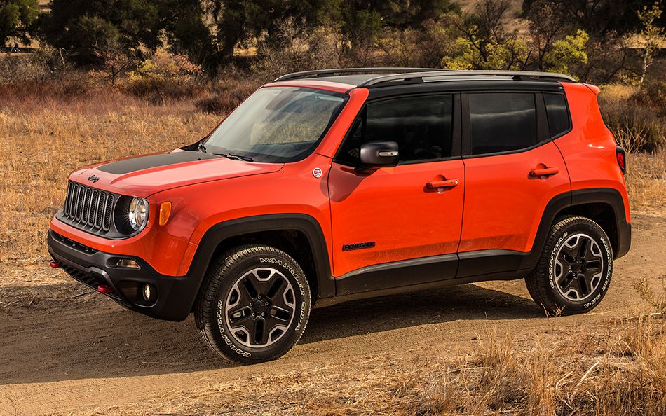 2016 Jeep Renegade #8