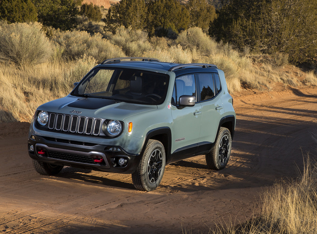 2016 Jeep Renegade #4