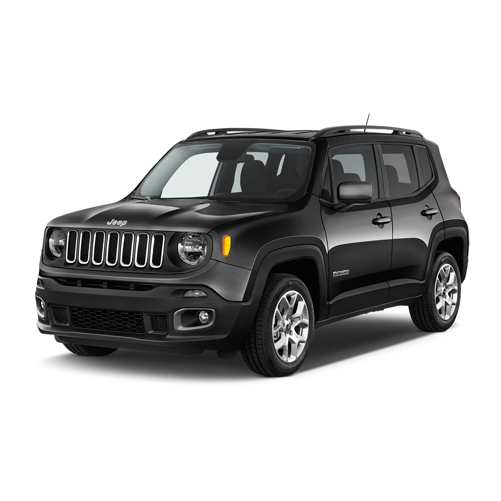 2016 Jeep Renegade #7