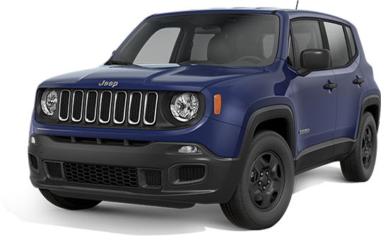 2016 Jeep Renegade #1