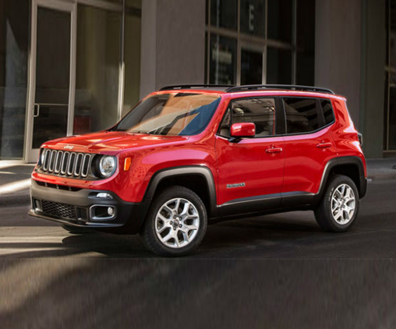 2016 Jeep Renegade #3