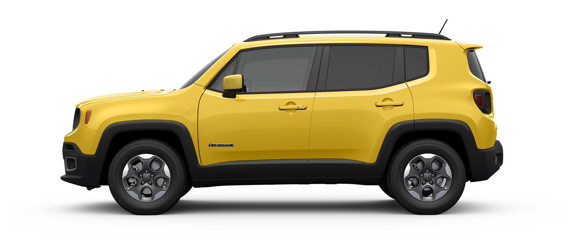 2016 Jeep Renegade #11