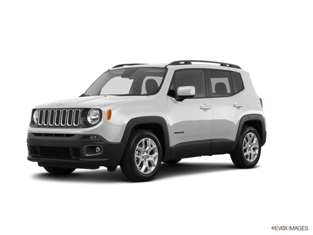 2016 Jeep Renegade #2