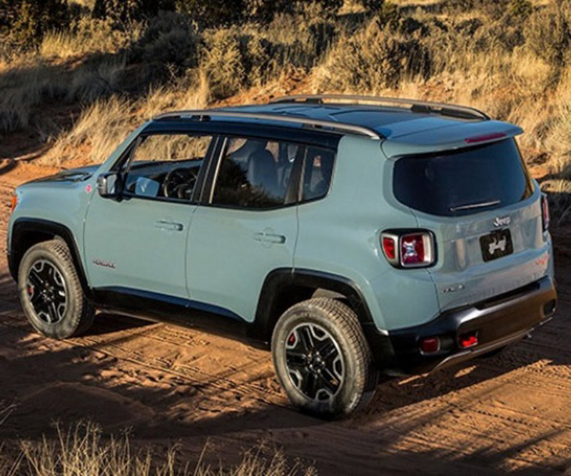 2016 Jeep Renegade #5